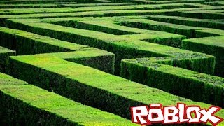 I am STUCK IN the MAZE! (Part 2) | ROBLOX (ENGLISH)