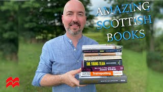 Famous Authors From Scotland