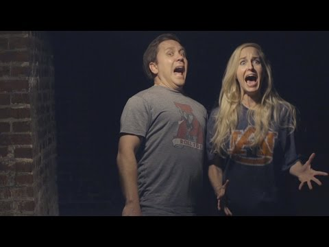 SEC Shorts - A haunted house just for Alabama & Auburn fans
