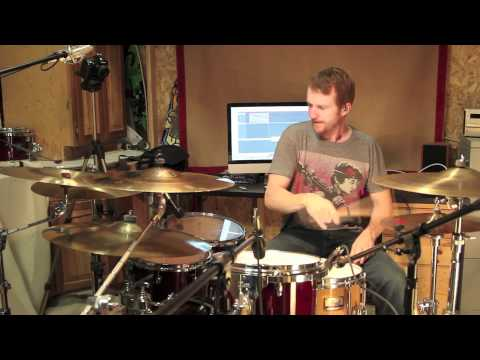 Nirvana Territorial Pissings Drum Cover