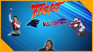 Carolina Panthers And Buffalo Bills Joint Practice!! Captain Munnerlyn Vs Cam Newton!!|LCameraTV
