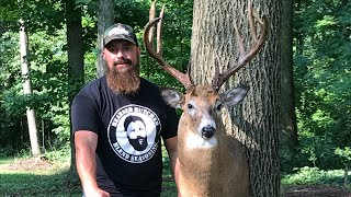 How to cape a deer for a shoulder mount. /Monster Buck/ by The Bearded Butchers