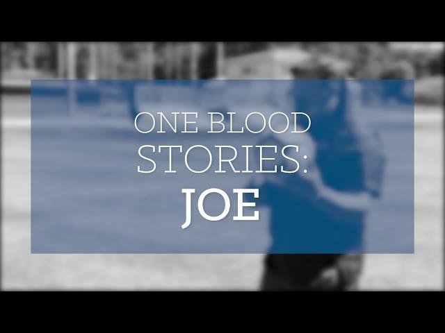 One Blood Stories: Joe Saleem '08