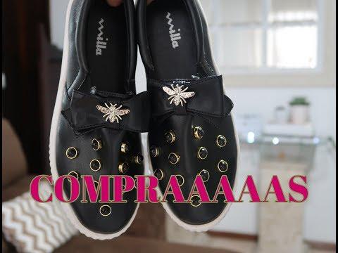 COMPRINHAS EM JAÚ (SAPATOS)!