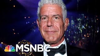 Chef And Host Anthony Bourdain Dies At 61 | Morning Joe | MSNB…