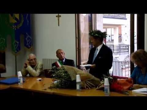 Petrizzi - Conferimento cittadinanza al Maestro Jun Kanno