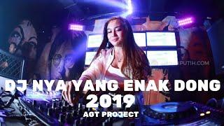 Gambar cover Dj Nya Yang Enak Dong 2019