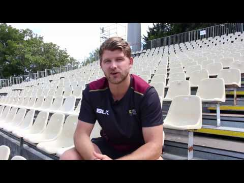 Corey Anderson Interview