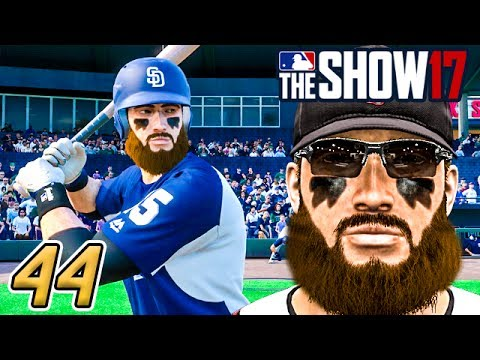 STARKS MAKES SPRING TRAINING DEBUT! - MLB The Show 17 Road to the Show Ep.44