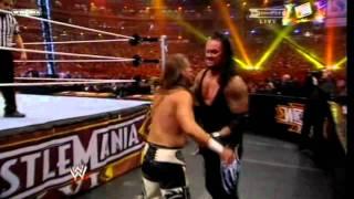 Wrestlemania 26 Undertaker Vs Shawn Michaels Full Match