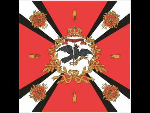 German Military March - O Deutschland hoch in Ehren  おお、誉れ高きドイツよ