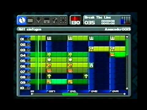 Break The Line - Music 2000 Playstation