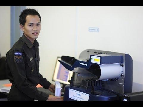 Increasing understanding of Myanmar census data processing