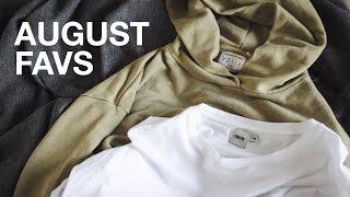 August Favorites 2016