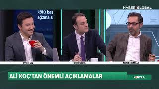 Fenerbahçe başkanı Ali Koç'tan önemli açıklamalar!