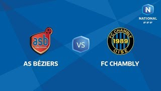 AS Beziers vs Chambly full match
