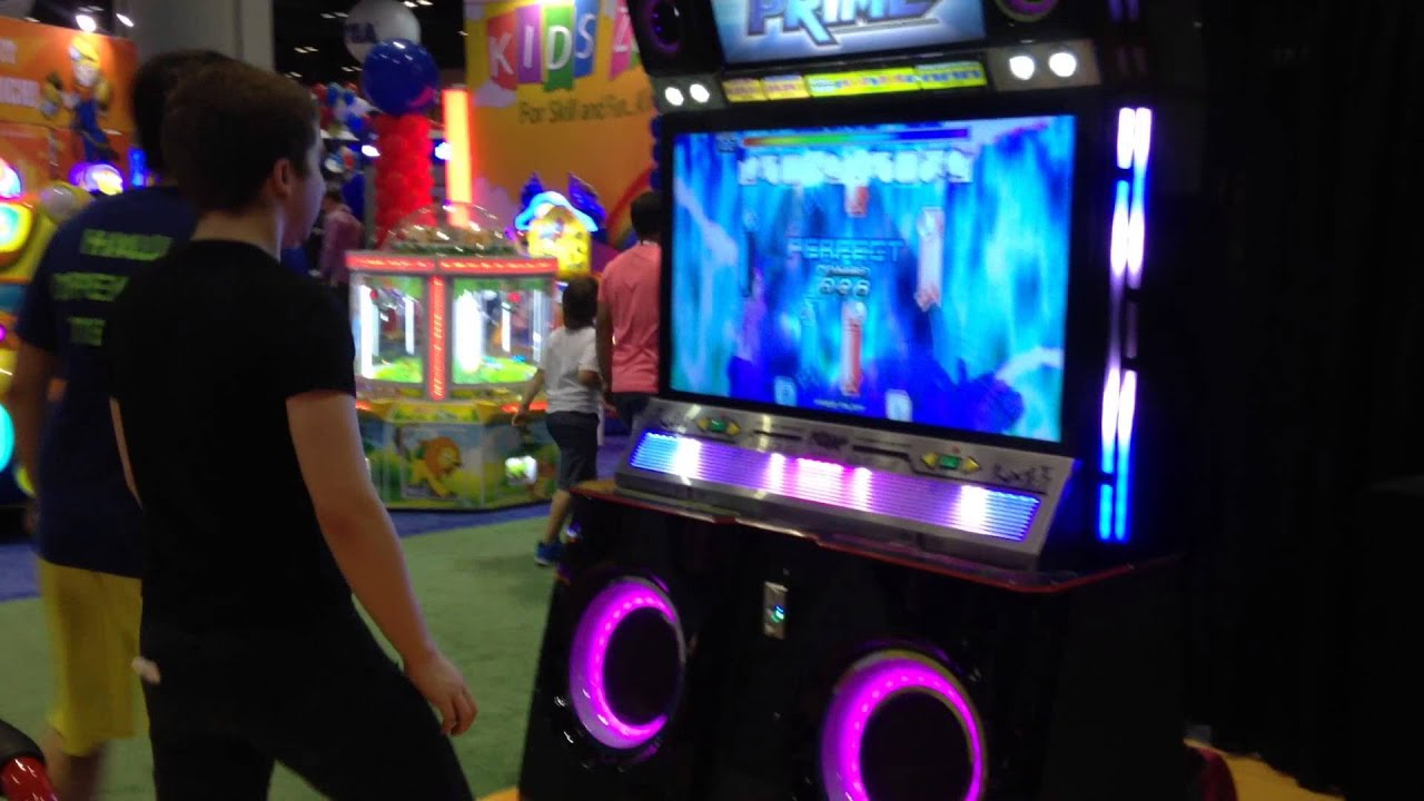 Pump It Up 2015 Prime Iaapa 2014 Shk Super Fantasy Dp Youtube