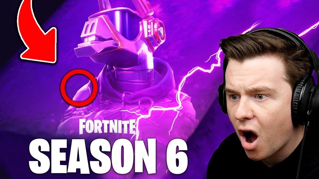 youtube fortnite season 6