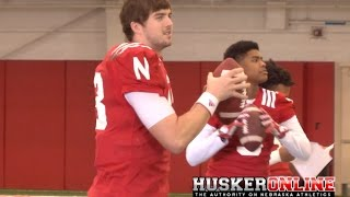 Nebraska Football Thursday Spring Practice Report 4/6/17