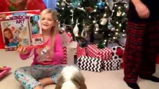 Christmas Morning 2014- Part 1