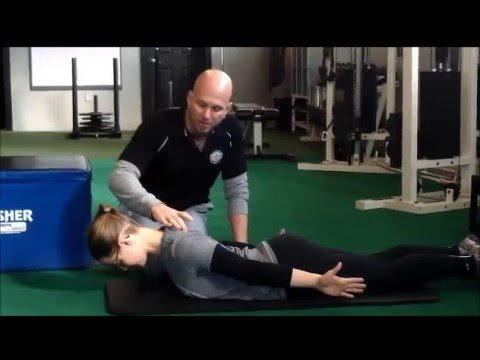 Best Golf Posture Exercise