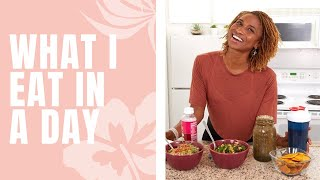 What I Eat in a Day | High Protein Simple Healthy Vegan