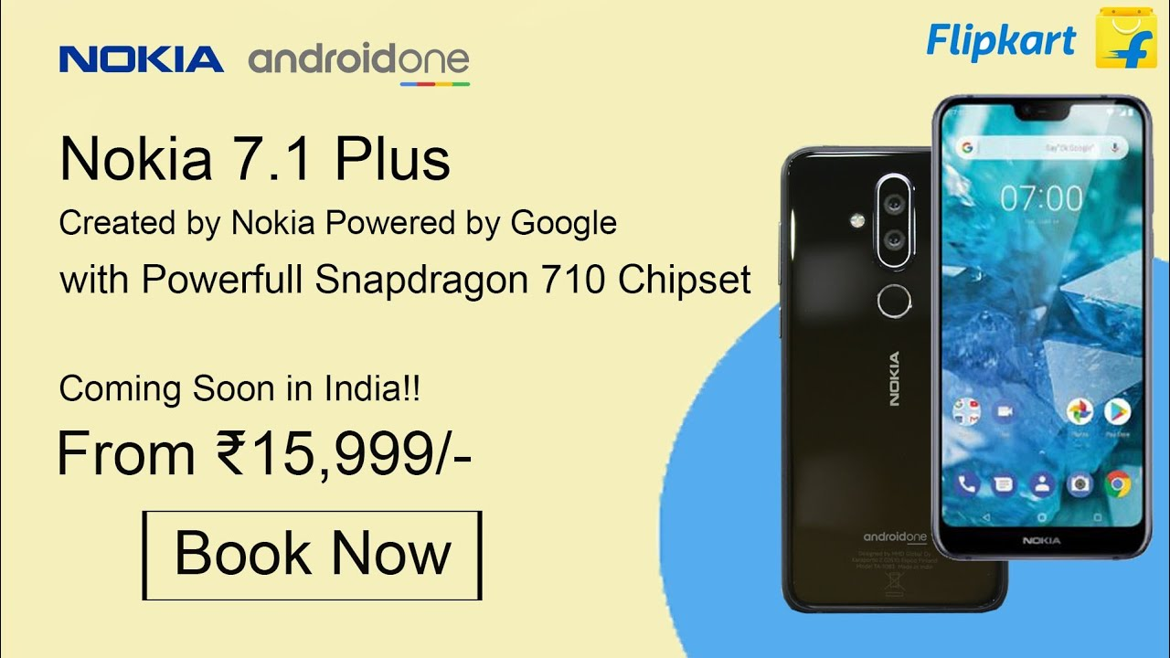 675c6918e2a Nokia 7.1 Plus - Final Confirmed Specifications!! Price   Launch ...