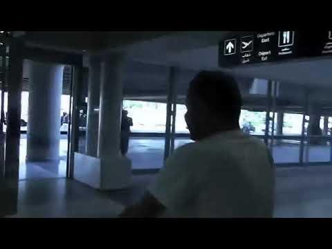 Bitch slap beirut rafik hariri airport