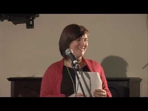 Ignite Bristol 01 - Changing a life with a loan - Vashti Richards