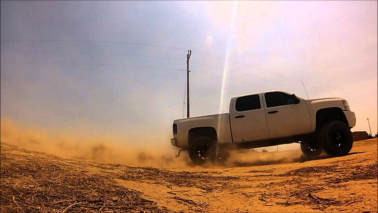 Cody And His Lifted Chevy Silverado  YouTube
