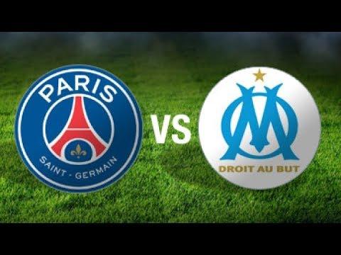 PSG Vs Olympique Marseille En Direct Ligue 1