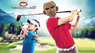 The Golf Club 2 PC Gameplay Deutsch #01 - Lets Play - Deutsch / German
