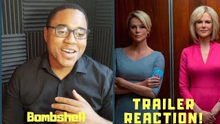 Bombshell | Trailer Reaction! (Scandalous)