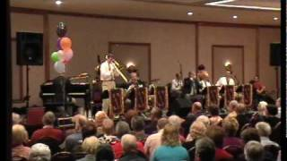 """Nows The Time To Fall In Love"" ~ Royal Society Jazz Orchestra @ Monterey Dixieland Bash by the Bay"