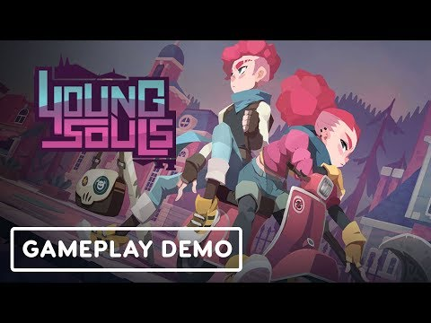 Young Souls Is A Co-Op RPG Beat-em-up With A Deep Story - Gamescom 2019