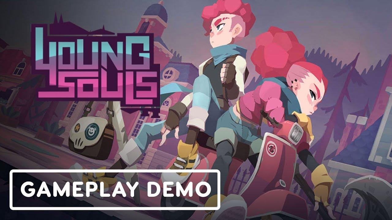 Young Souls ist ein Koop-Rollenspiel, das sich mit einer langen Geschichte auseinandersetzt - Gamescom 2019 + video
