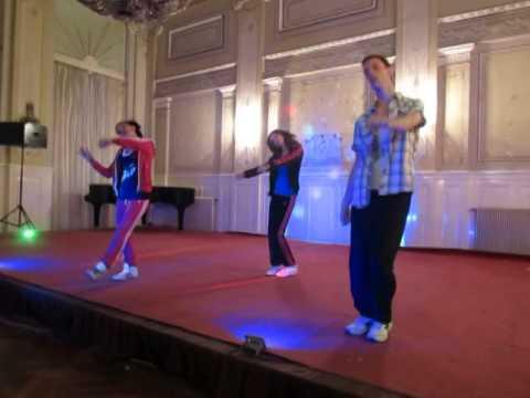 Dance Club Jump — Orienthalia 2014 SOMBOR
