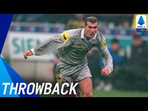 Zizou: Zinedine Zidane | Throwback | Serie A TIM