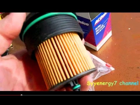 chevy cavalier canister type oil filter change youtube. Black Bedroom Furniture Sets. Home Design Ideas