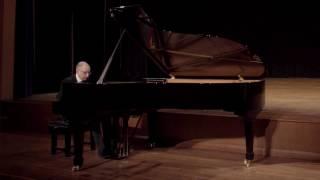 Louis Demetrius Alvanis - Chopin Scherzo No.2 in B flat minor, Op.31