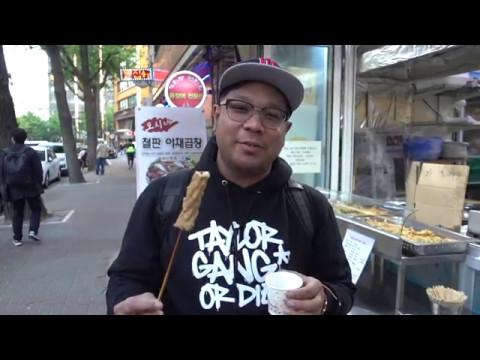 DJ Bonics Tries Oh Dang in Seoul