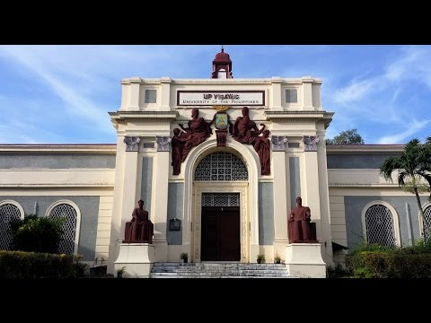 MOLO CHURCH...U.P. VISAYAS, ILOILO CITY...UNIVERSITY OF SAN AGUSTIN, ILOILO CITY...
