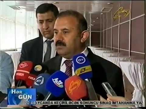 Azerbaycan Cumhurbaşkanı Haydar Aliyev...