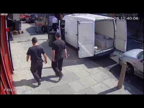 Herzl Yogurt Van Stolen In Stamford Hill London