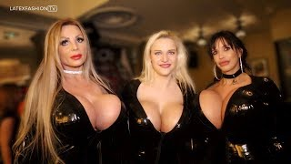 Codename Diablo Girls at Rubber Cult | LatexFashionTV