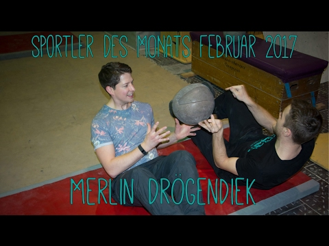 SPOVE Sportmotivation Teaser: Allrounder Merlin zeigt uns Powerriser, Kajak & Co.