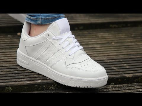 the best attitude 7be0c d4bbe Adidas - Attitude Revive - All White
