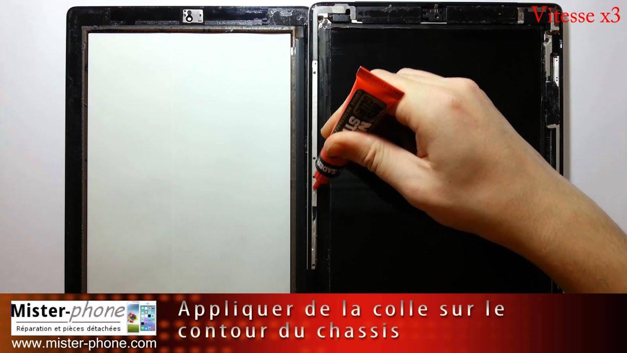 Apple Ipad 2 Nouvel Ipad 3 Ipad Retina 4 Changer Ecran Et