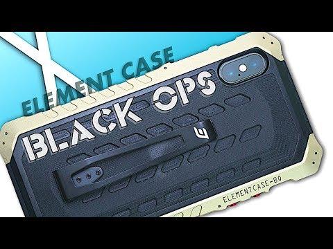 element black ops case iphone xs
