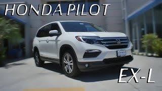2016 Honda Pilot EX-L Review
